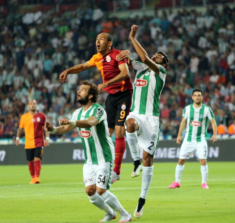 Torku Konyaspor: 1 Galatasaray: 4 49
