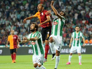 Torku Konyaspor: 1 Galatasaray: 4