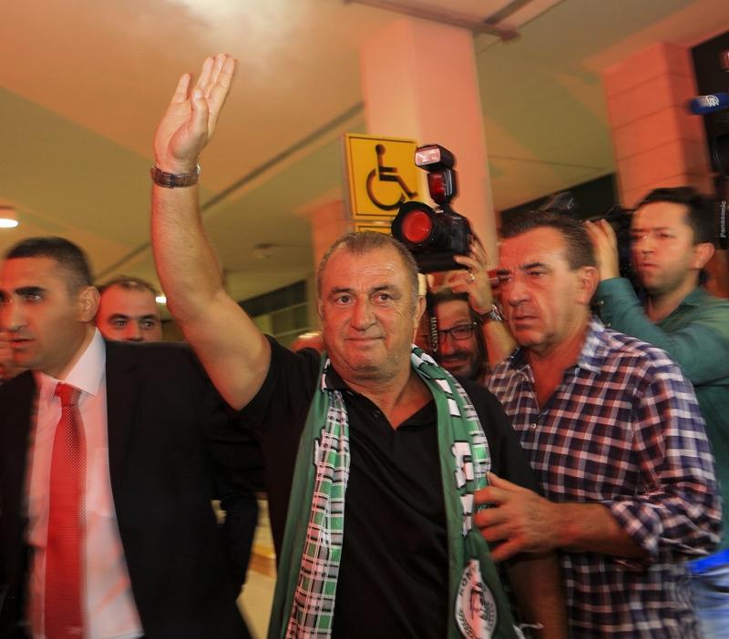 A Milli Takım'a Konya'da muhteşem karşılama! 11