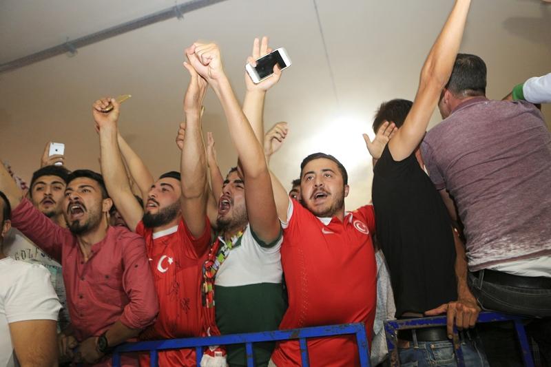 A Milli Takım'a Konya'da muhteşem karşılama! 19