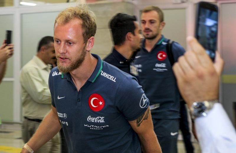 A Milli Takım'a Konya'da muhteşem karşılama! 5