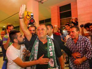 A Milli Takım'a Konya'da muhteşem karşılama!