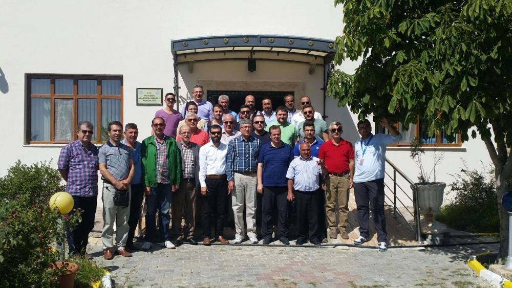 Konyalı gazeteciler Van ziyareti 1