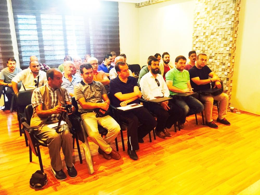 Konyalı gazeteciler Van ziyareti 15