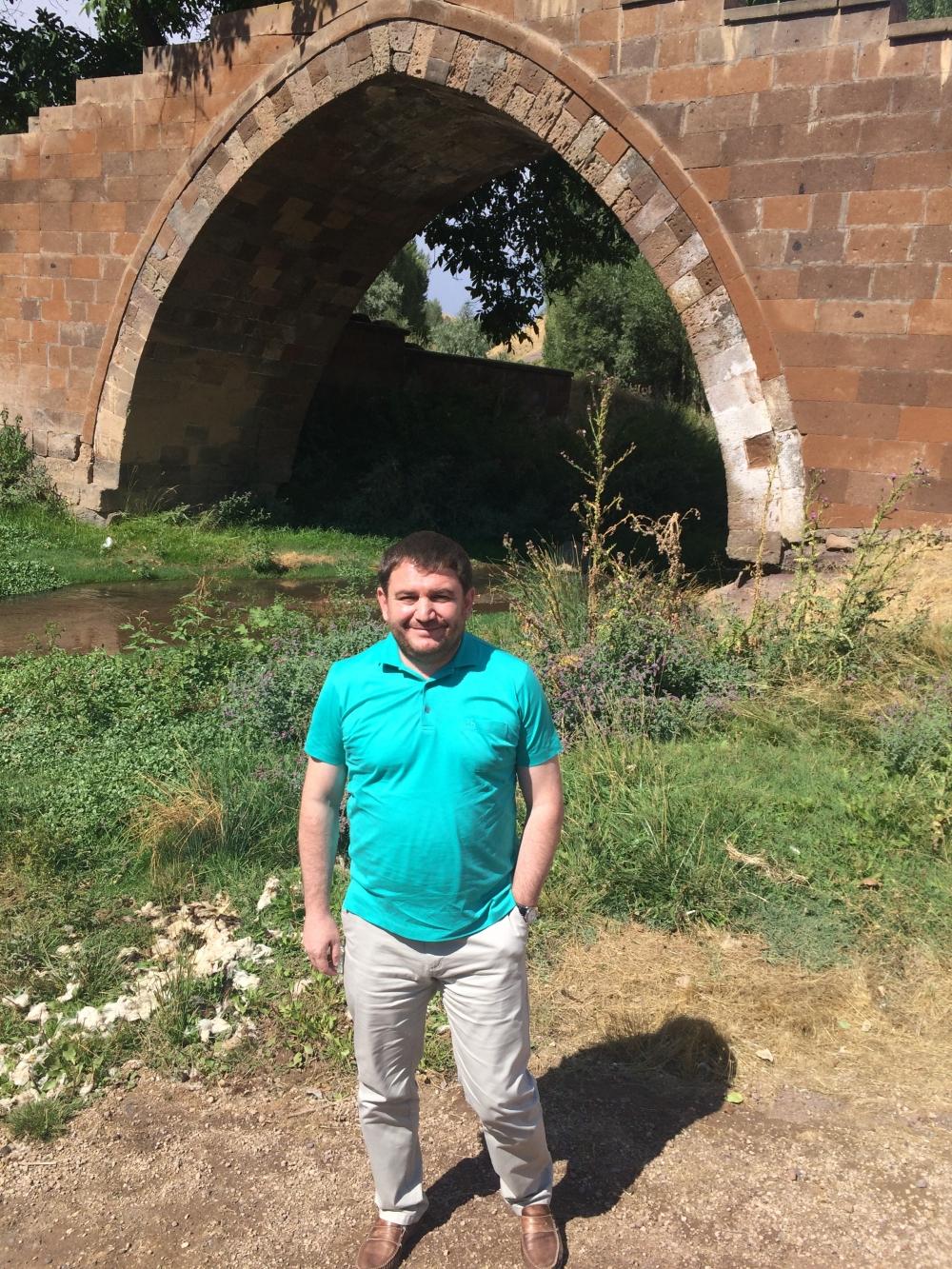 Konyalı gazeteciler Van ziyareti 17