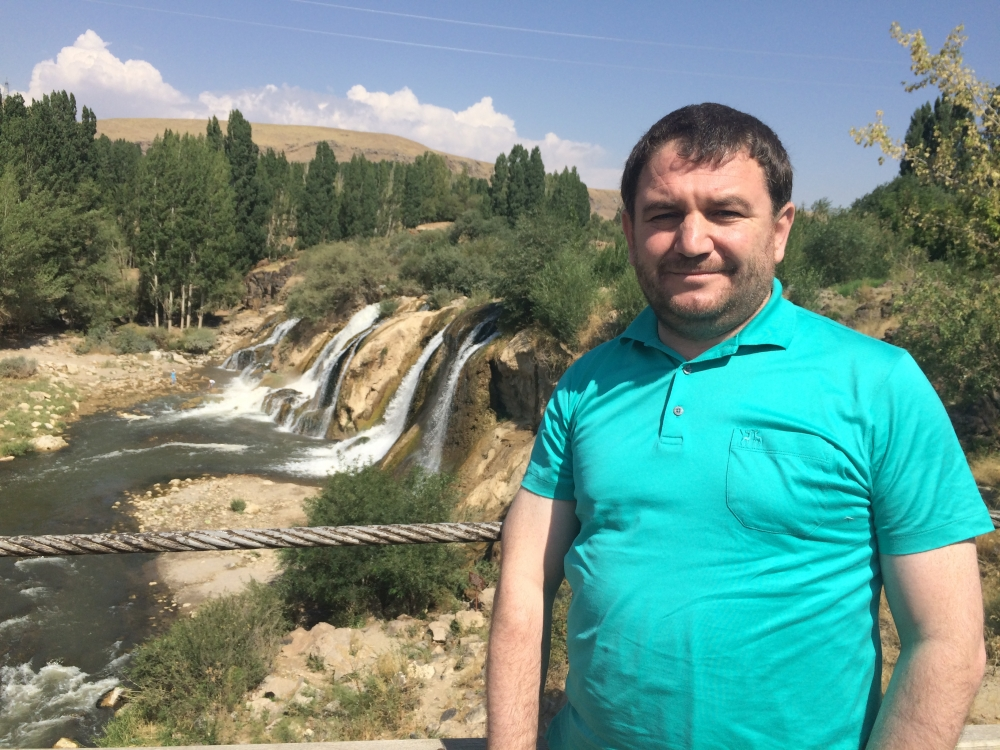 Konyalı gazeteciler Van ziyareti 20