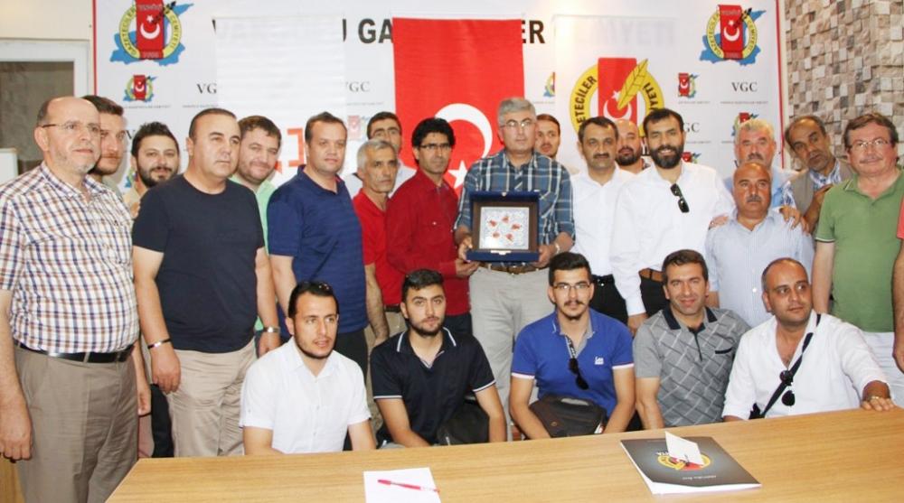 Konyalı gazeteciler Van ziyareti 7