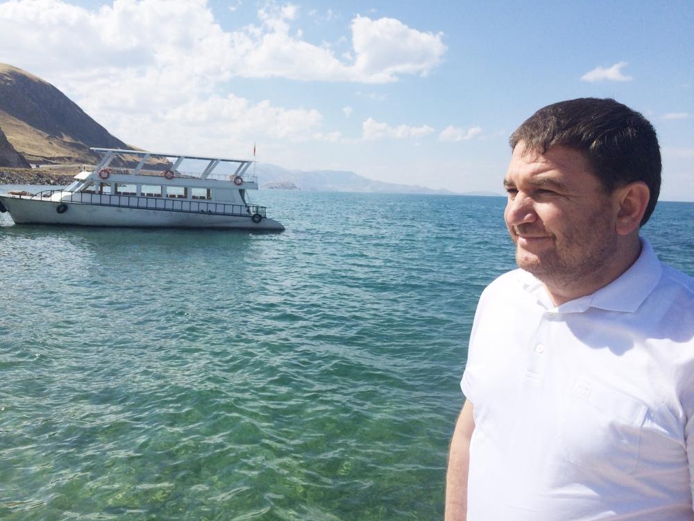 Konyalı gazeteciler Van ziyareti 9