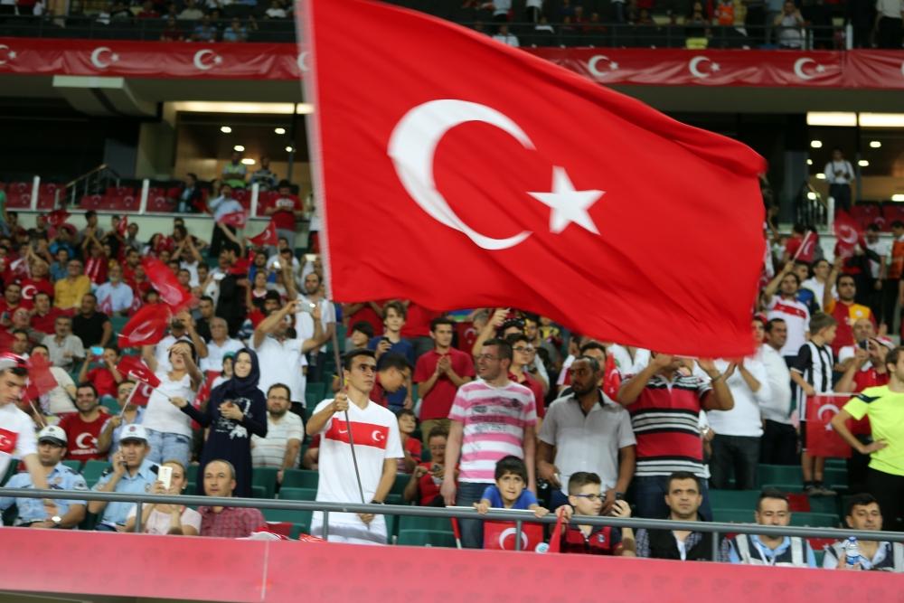 Konya'dan millilere muhteşem destek 10