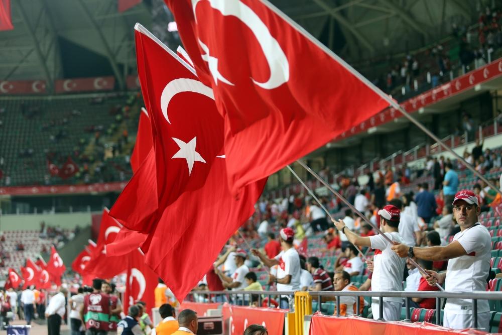 Konya'dan millilere muhteşem destek 14
