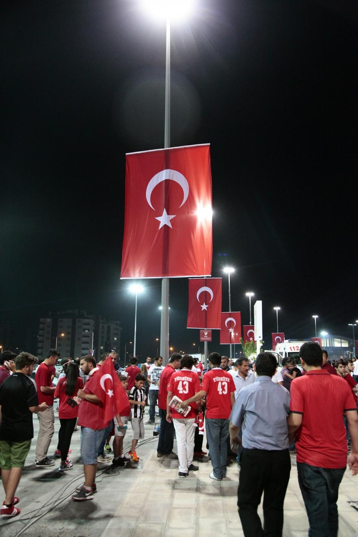 Konya'dan millilere muhteşem destek 19