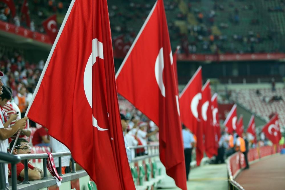 Konya'dan millilere muhteşem destek 25