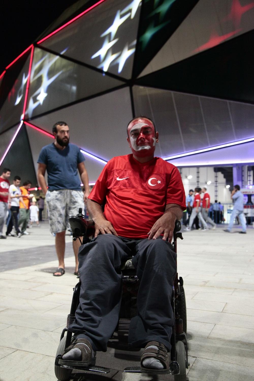 Konya'dan millilere muhteşem destek 26