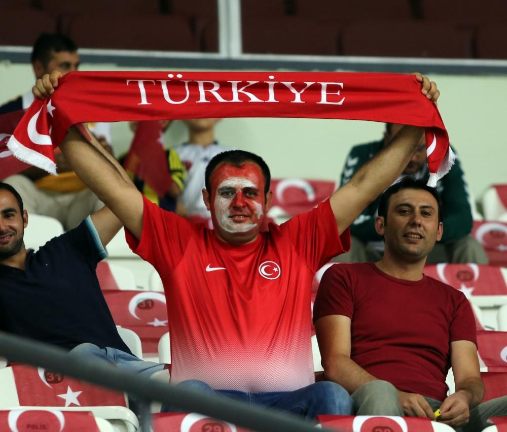 Konya'dan millilere muhteşem destek 29