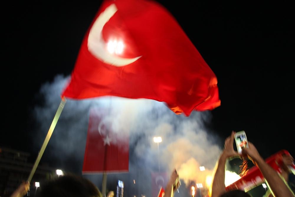 Konya'dan millilere muhteşem destek 35