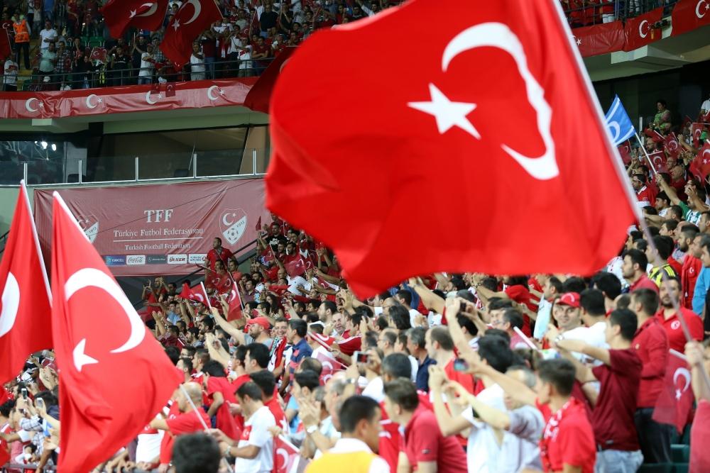 Konya'dan millilere muhteşem destek 39