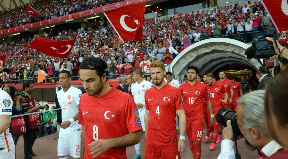 Milliler Konya'da tarih yazdı 29