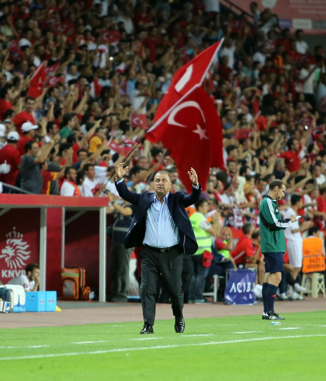 Milliler Konya'da tarih yazdı 37