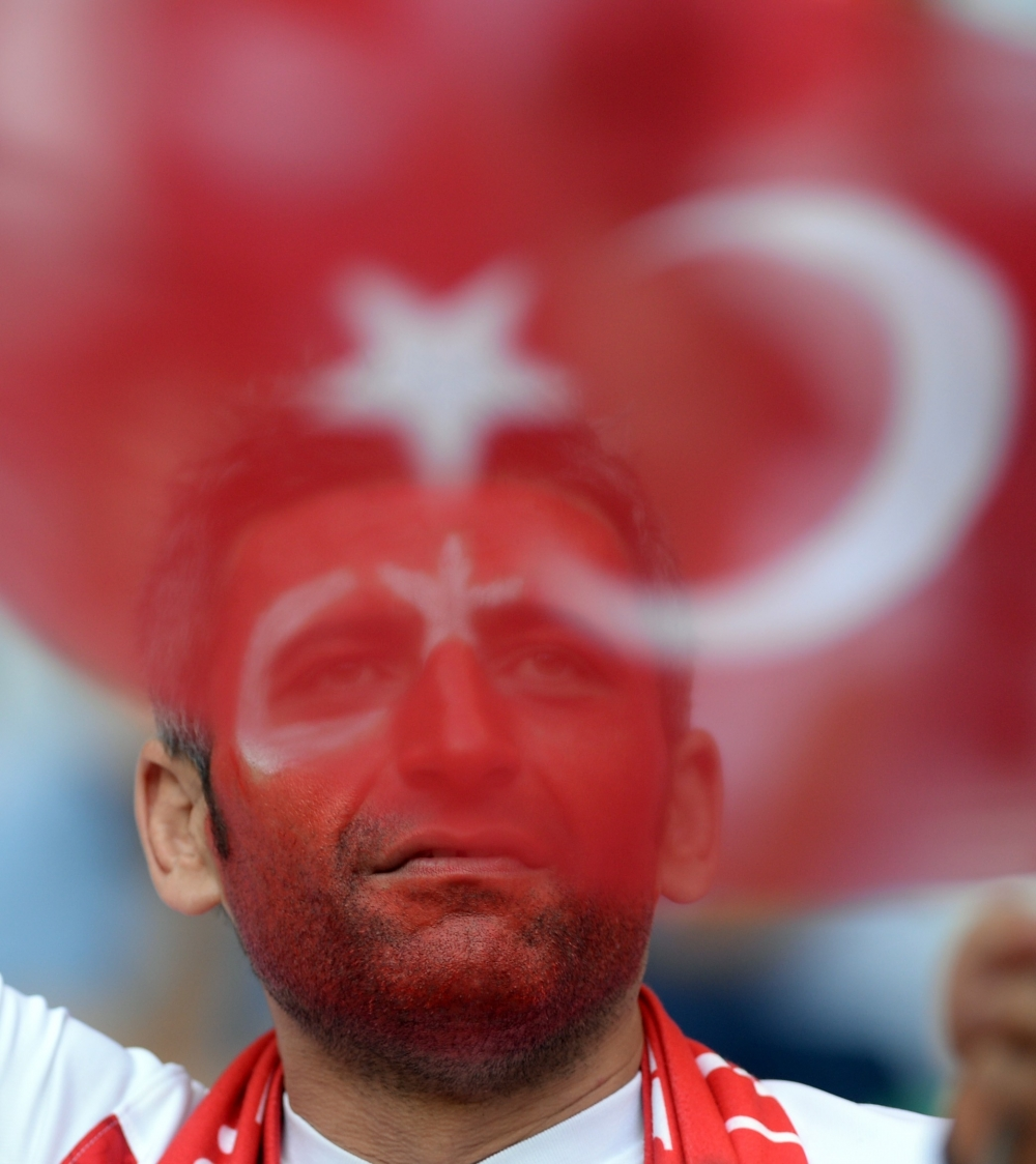 Konya'da millilere müthiş destek 10