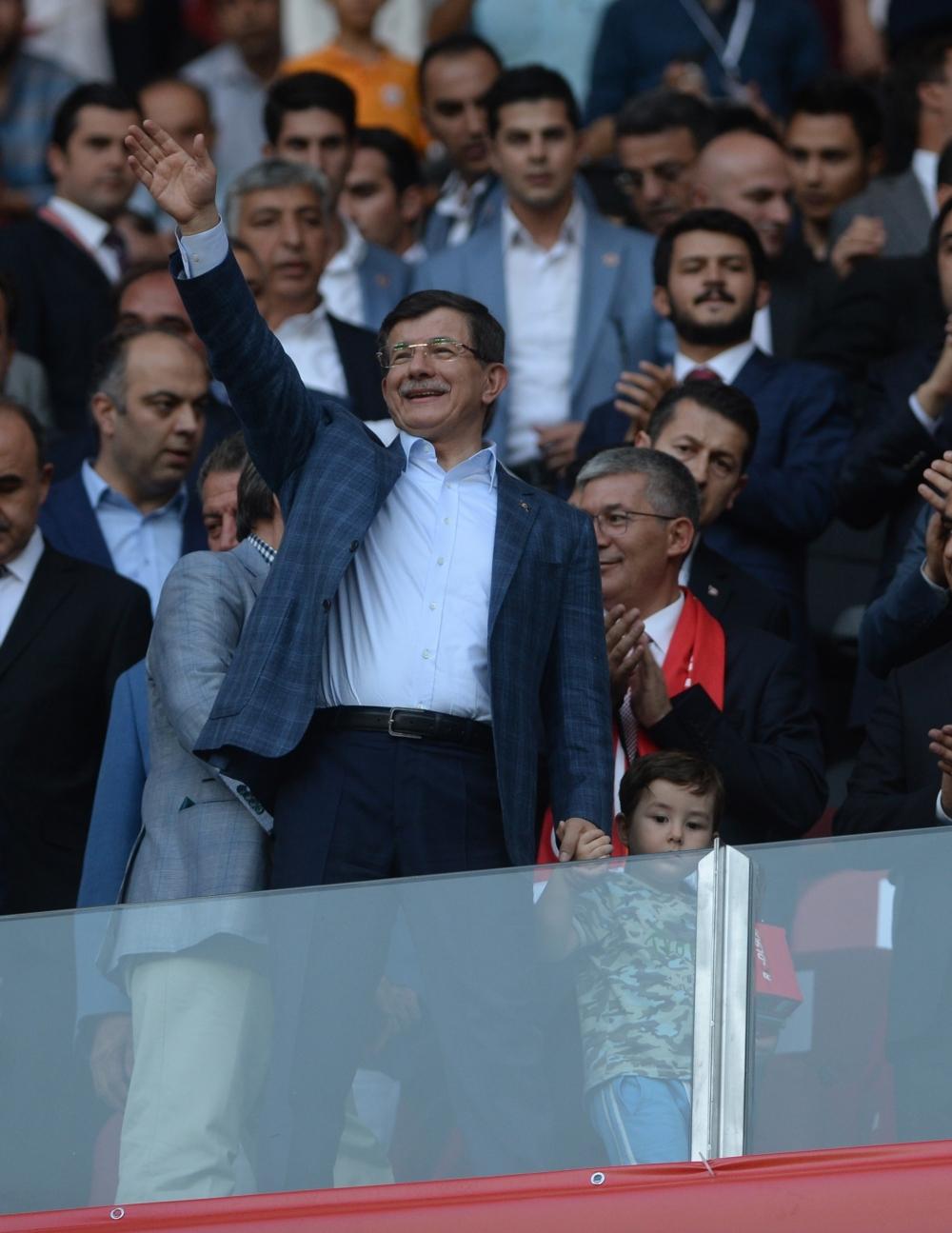 Konya'da millilere müthiş destek 20