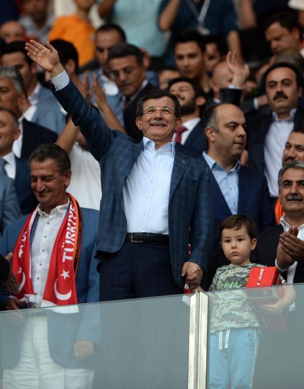 Konya'da millilere müthiş destek 21