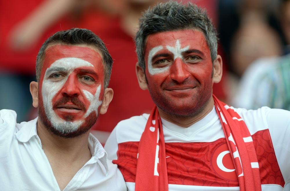 Konya'da millilere müthiş destek 27