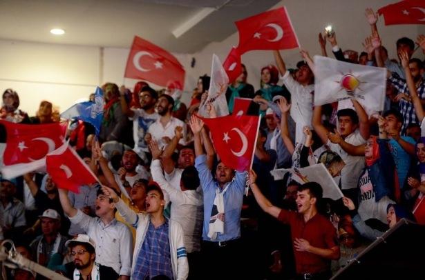 AK Parti 5. Olağan Büyük Kongresi 1