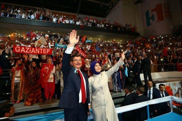 AK Parti 5. Olağan Büyük Kongresi 11