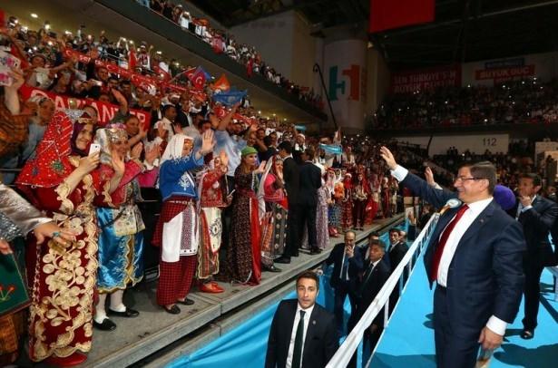 AK Parti 5. Olağan Büyük Kongresi 12