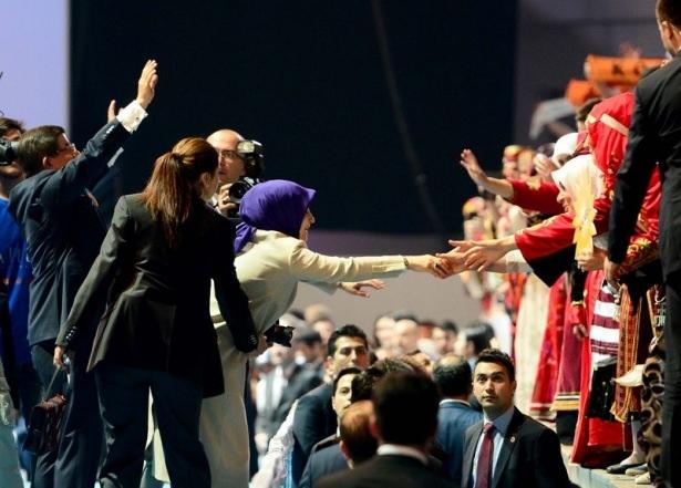 AK Parti 5. Olağan Büyük Kongresi 13