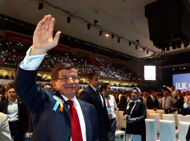 AK Parti 5. Olağan Büyük Kongresi 14