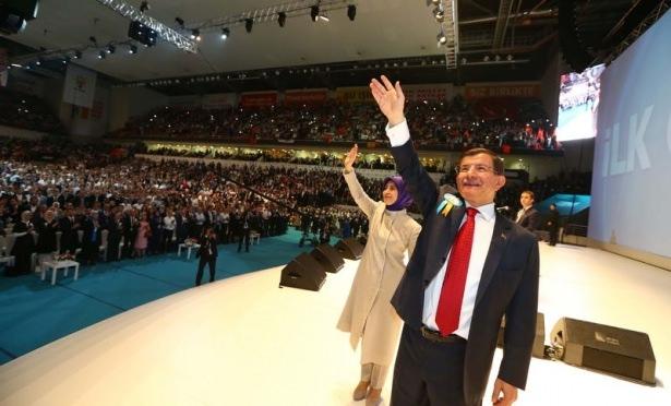 AK Parti 5. Olağan Büyük Kongresi 15