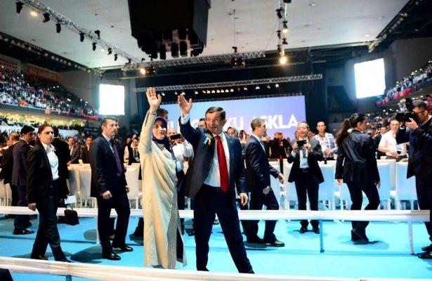 AK Parti 5. Olağan Büyük Kongresi 16