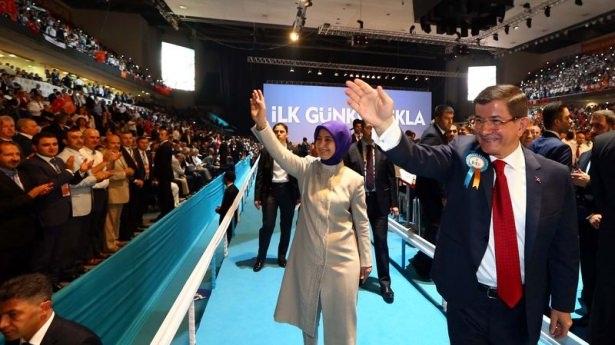 AK Parti 5. Olağan Büyük Kongresi 20