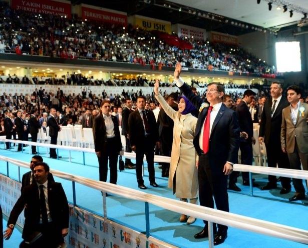 AK Parti 5. Olağan Büyük Kongresi 21