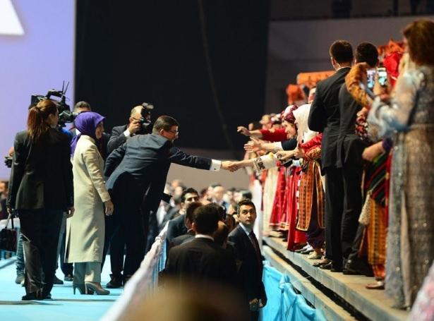 AK Parti 5. Olağan Büyük Kongresi 23