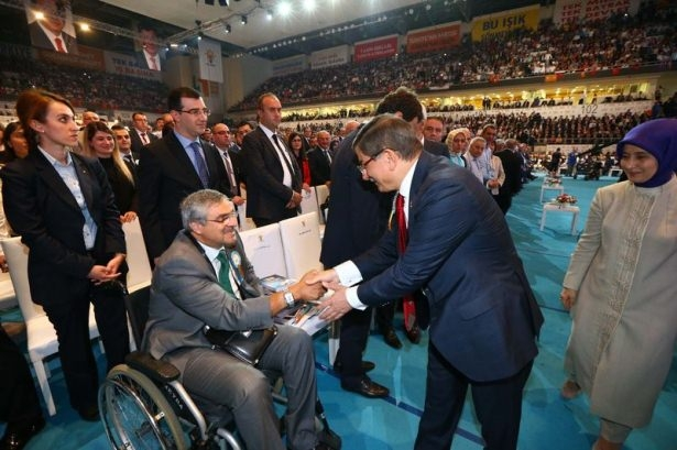 AK Parti 5. Olağan Büyük Kongresi 24