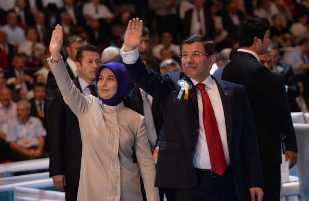 AK Parti 5. Olağan Büyük Kongresi 25