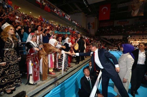 AK Parti 5. Olağan Büyük Kongresi 28