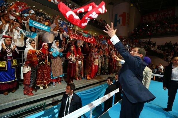 AK Parti 5. Olağan Büyük Kongresi 29