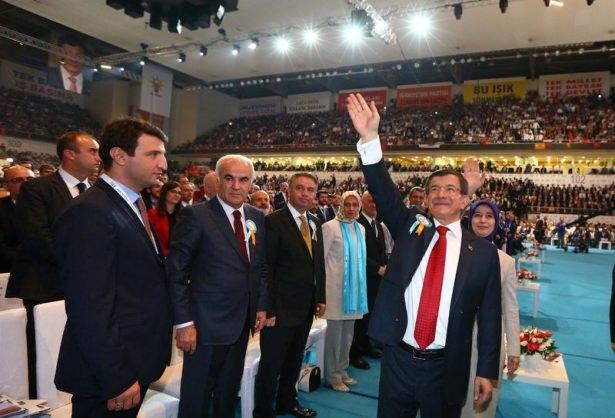 AK Parti 5. Olağan Büyük Kongresi 3