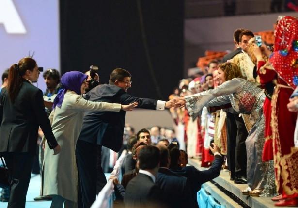 AK Parti 5. Olağan Büyük Kongresi 30