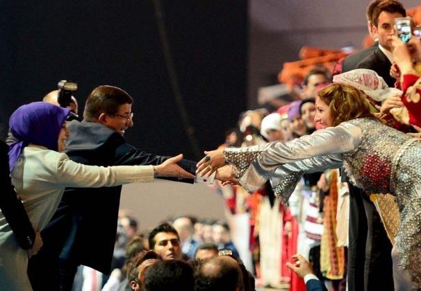 AK Parti 5. Olağan Büyük Kongresi 31