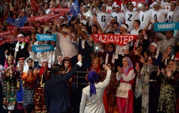 AK Parti 5. Olağan Büyük Kongresi 33