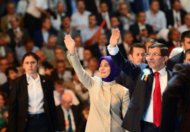 AK Parti 5. Olağan Büyük Kongresi 35