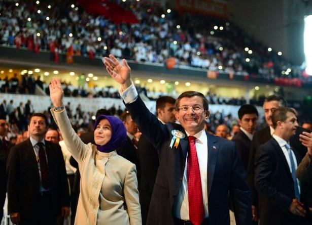 AK Parti 5. Olağan Büyük Kongresi 36
