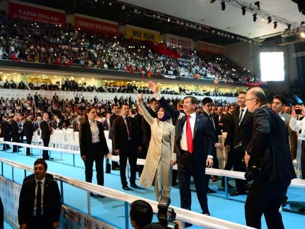 AK Parti 5. Olağan Büyük Kongresi 38
