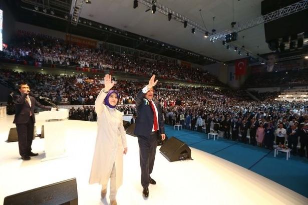 AK Parti 5. Olağan Büyük Kongresi 4