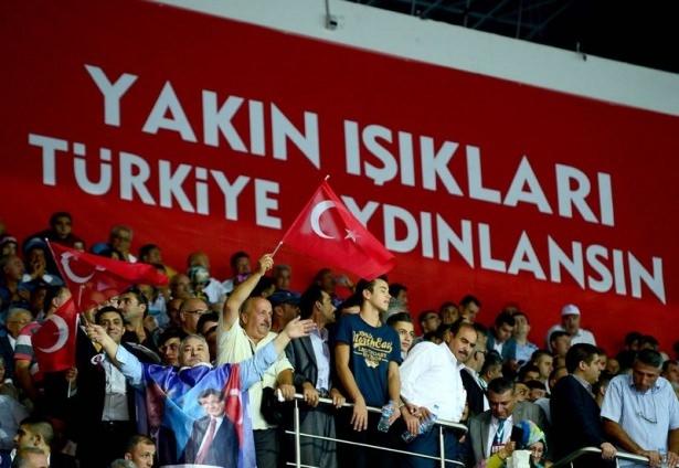 AK Parti 5. Olağan Büyük Kongresi 42