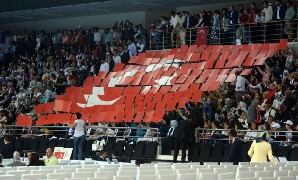 AK Parti 5. Olağan Büyük Kongresi 43